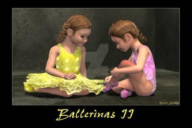 Ballerinas II