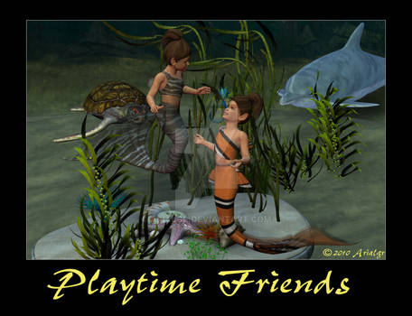 Playtime Friends