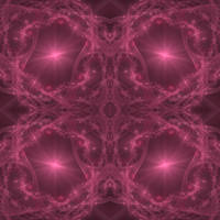 Fractal Tile - 001