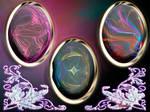 Rainbow Egg Jewels