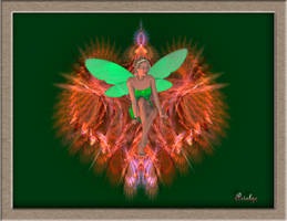 Xmas Princess Fae by Arialgr