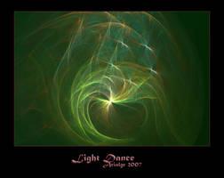 Light Dance by Arialgr
