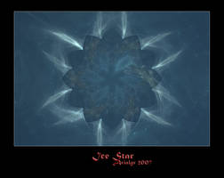 Ice Star by Arialgr