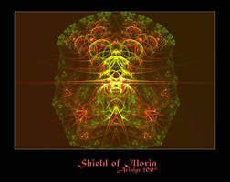 Shield of Illoria by Arialgr