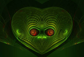 Forest Heart by Arialgr