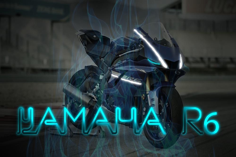 2017 Yamaha R6 By Jason0012345