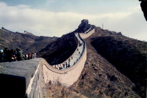 Great Wall l by JulianasGrandma