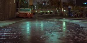 rainy days by irremedios