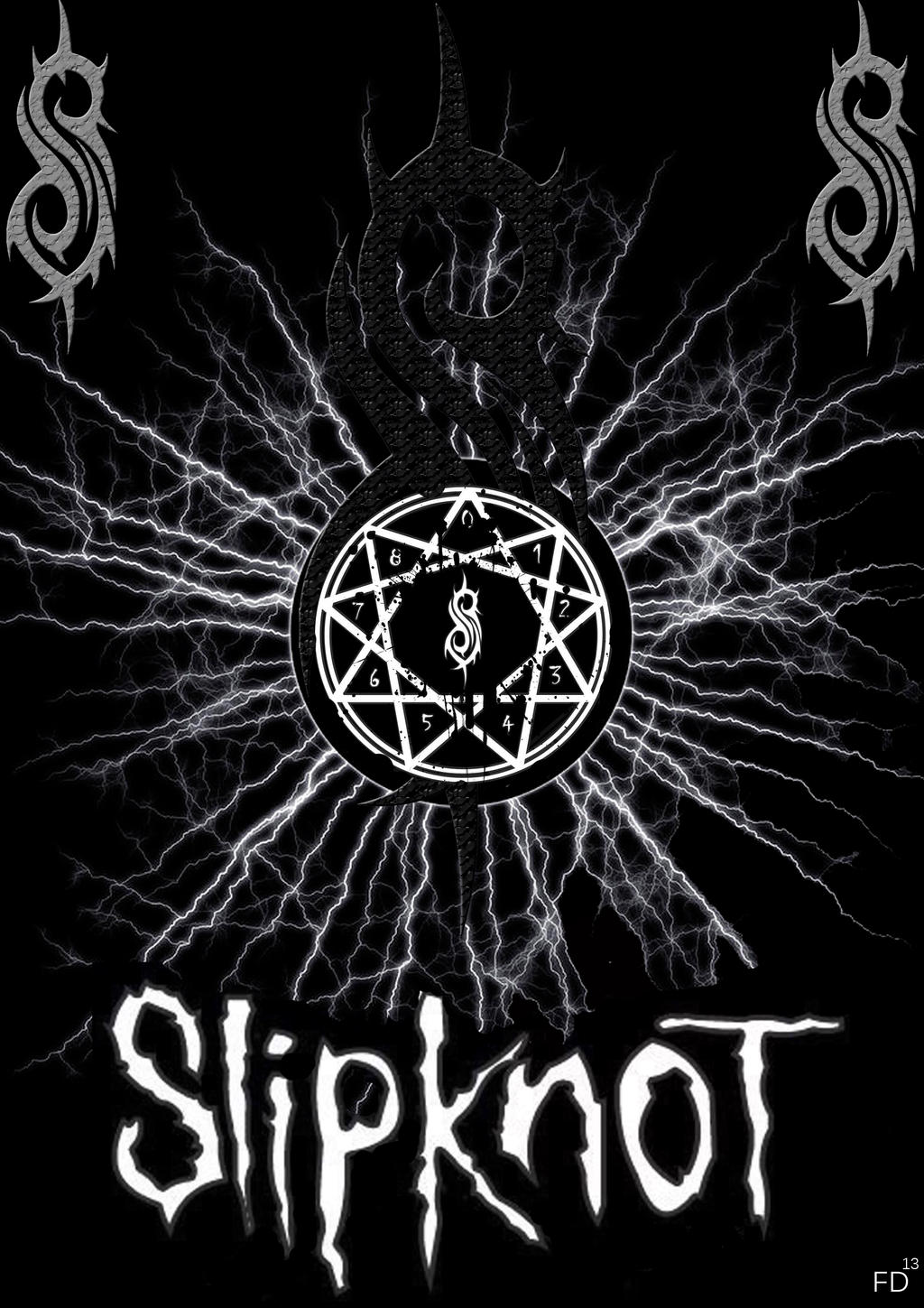 Wallpapers Slipknot by nouvalfadhil on DeviantArt