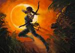 Eclipse - Tomb Raider Artwork