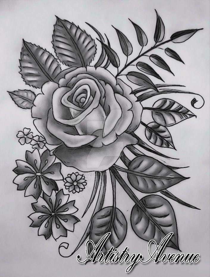 new tattoo design by artistryavenue on deviantart. Black Bedroom Furniture Sets. Home Design Ideas