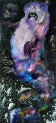 Cosmic monster by IrinaAsphodel