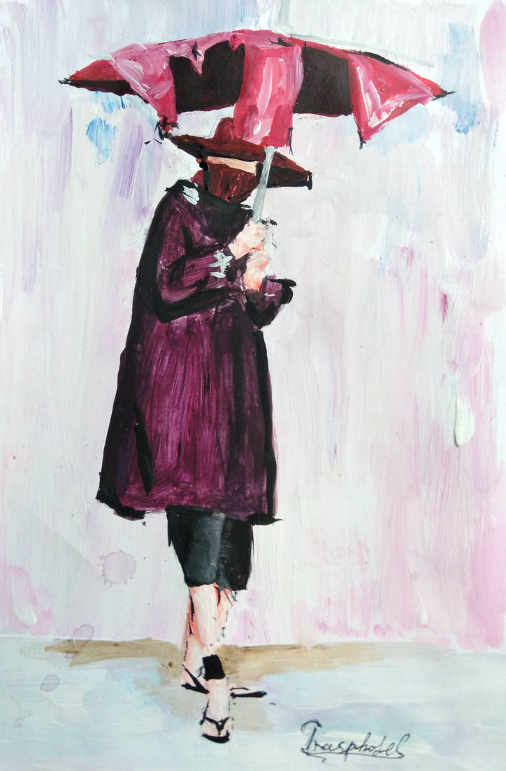 Umbrella by IrinaAsphodel