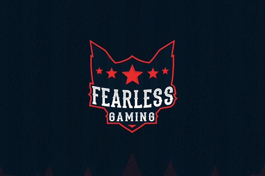 Fearless gaming logo