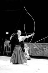 archer by gauzyghost