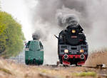 locomotive and the iron