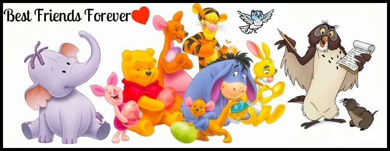 3399a6791e73 Disney s Winnie The Pooh - Best Friends Forever by YVxGreatxBoss on ...