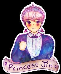 Princess Jin by sweet-mayu
