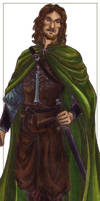 the Faramir bookmark