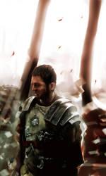 Gladiator detailed by brinjal