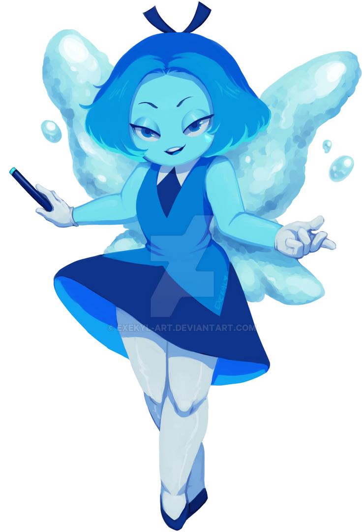 Aquamarine from Steven Universe!