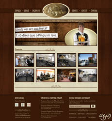 Wood WebSite Layout by G-Sully