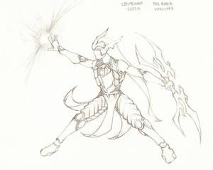 Fan Art: Lieutenant Sozen