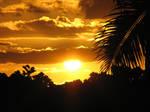 Hawaii Sunset by Plutla