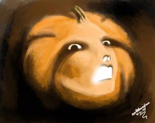 Happy Halloween by brokenheartburning