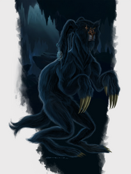 Monster Chefe by enrikor