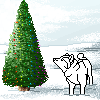 Christmas Sprite Template by Anti-Dark-Heart