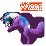 Meep Sprite - Commission by Anti-Dark-Heart