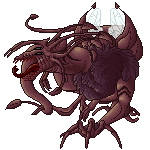 Alien Sprite - Commission