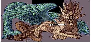 Magpie Sprite - Commission by Anti-Dark-Heart