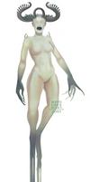 Demon Lady