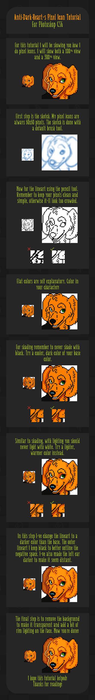 Pixel Icon Tutorial