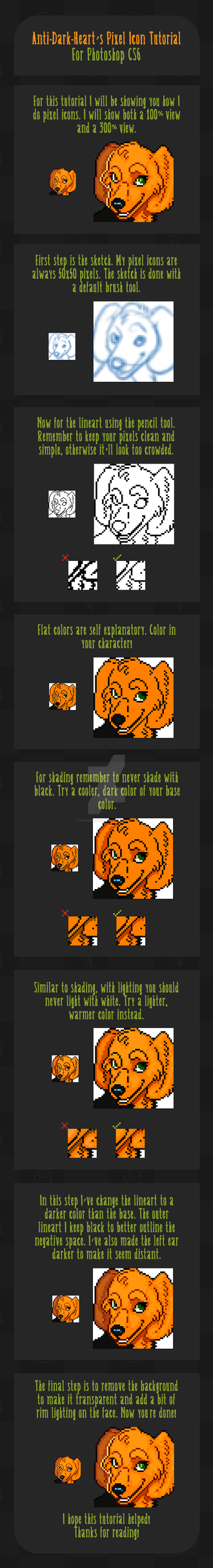 Pixel Icon Tutorial by Anti-Dark-Heart