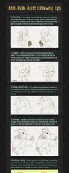 Drawing Tips by AntiDarkHeart