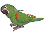 Spike Sprite - Commission
