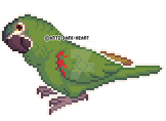 Spike Sprite - Commission by AntiDarkHeart