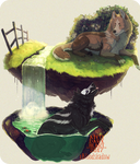 Personal Island - Commission Collab