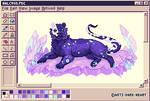 Halcyon MS Paint Sprite - Commission