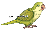 Kiwi Sprite - Commission by AntiDarkHeart
