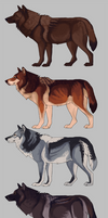 Fang's Doggo Designs - Commission