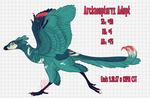 Archaeopteryx Adopt Auction - Closed
