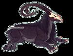 Diablo Sprite - Commission