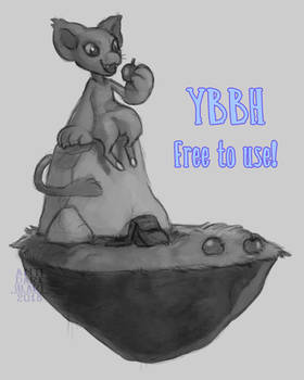 Bagbean YCH - FREE TO USE