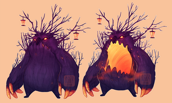 Mourning Wood Taum - Event Adopt