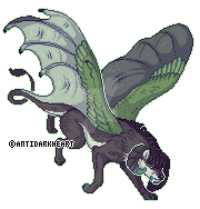 Alari Sprite - Commission by AntiDarkHeart
