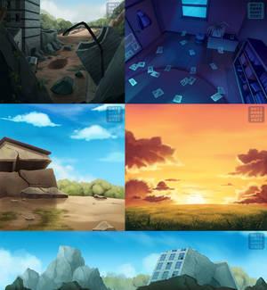 Jaidenanimations Anime Backgrounds